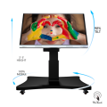 70 Inches 4K Touchscreen Monitor With Automatic Stand