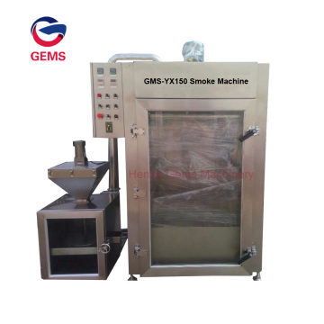 Mini Size Quail Egg Smoked Smkoed Furnace Machine