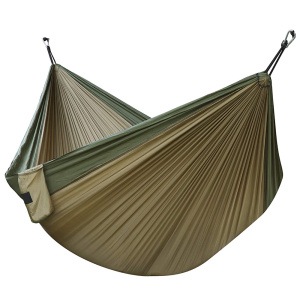 Lightweight Parachute Portable Double Hammocks for Hiking