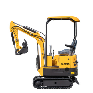 800KG mini excavator mini digger for sale