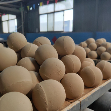 Ball mill alumina ceramic ball for material grinding