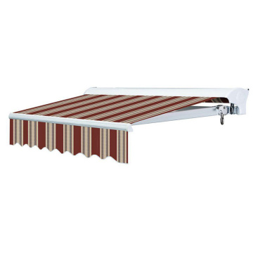 manual retractable awning for camper