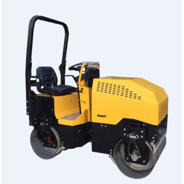 2 Ton Asphalt Paving Compactor Roller With Canopy