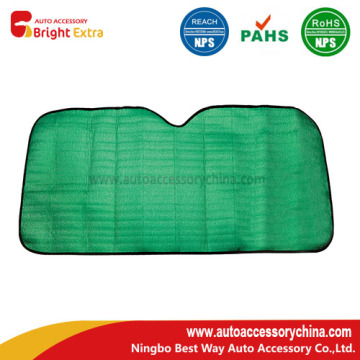 Green Jumbo Accordion Sun Shades