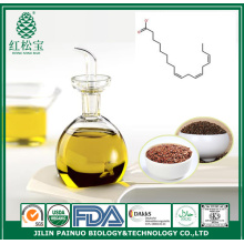 Alpha linolenic acid 80% extract from flaxseed oil