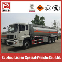 6X4 Dongfeng 26000L Fuel Tanker Vehicles