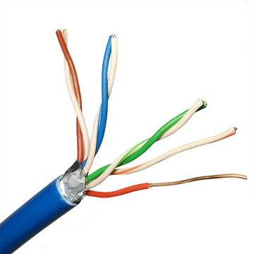 CAT5E FTP 24AWG Cavo in rame massiccio