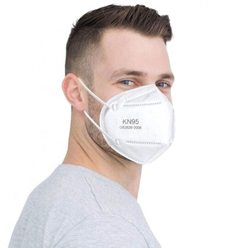 Anti Pollen KN95 Face Masks For Adult