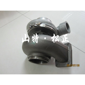 SAA6D140E engine turbocharger 6505-71-5040, PC600-8 excavator