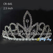 2018 Rhinestone Wedding Crown Tiara