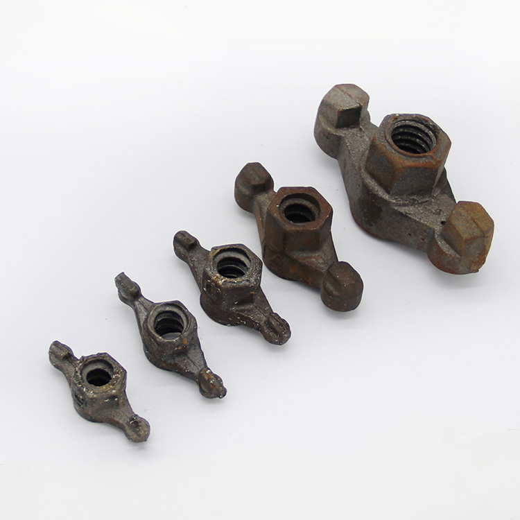 Tie Rod and Nut Formwork Accessories