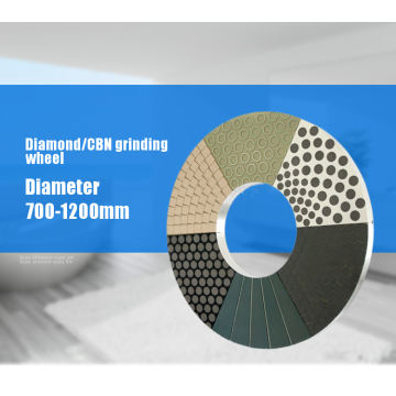 Diamond or CBN Grinding wheel