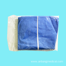 Waterproof Disposable Isolation Gown