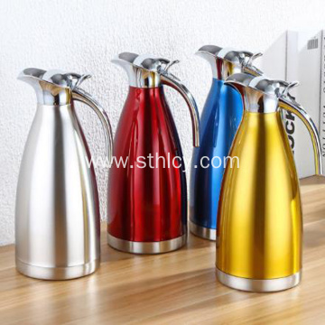 Stainless Steel Double-layer Vacuum Insulation Kettle