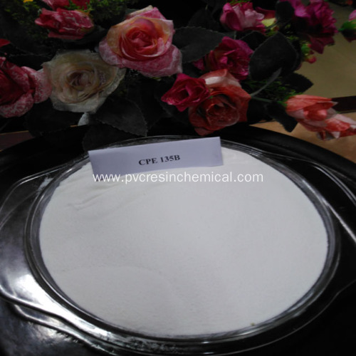 Chlorinated Polyethylene Powder 135A CPE