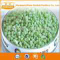 Granular Ammonium Sulphate fertilizer with color