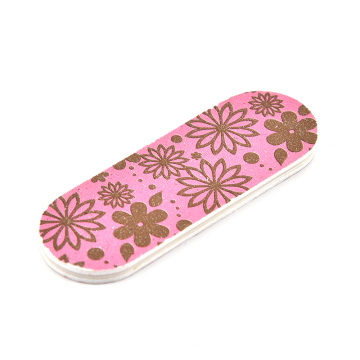 Manicure tools, polishing file rubbing nail nails down double nail file nail down