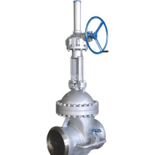 Cast Steel Gate Valve With By Pass Valve