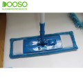 Microfiber Mop with Telescopic Handle Flat Mop