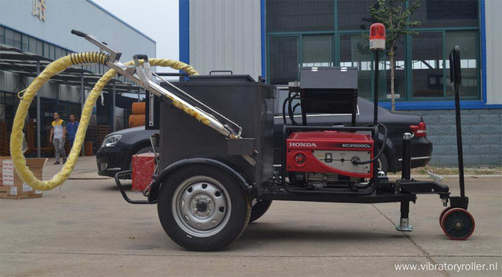 Asphalt Crack Sealing Product Filler Machine