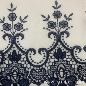 High Quality Factory Customized Embroidered Fabric