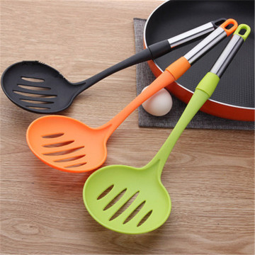 Home kitchen Colorful Nylon Kitchen Skimmer