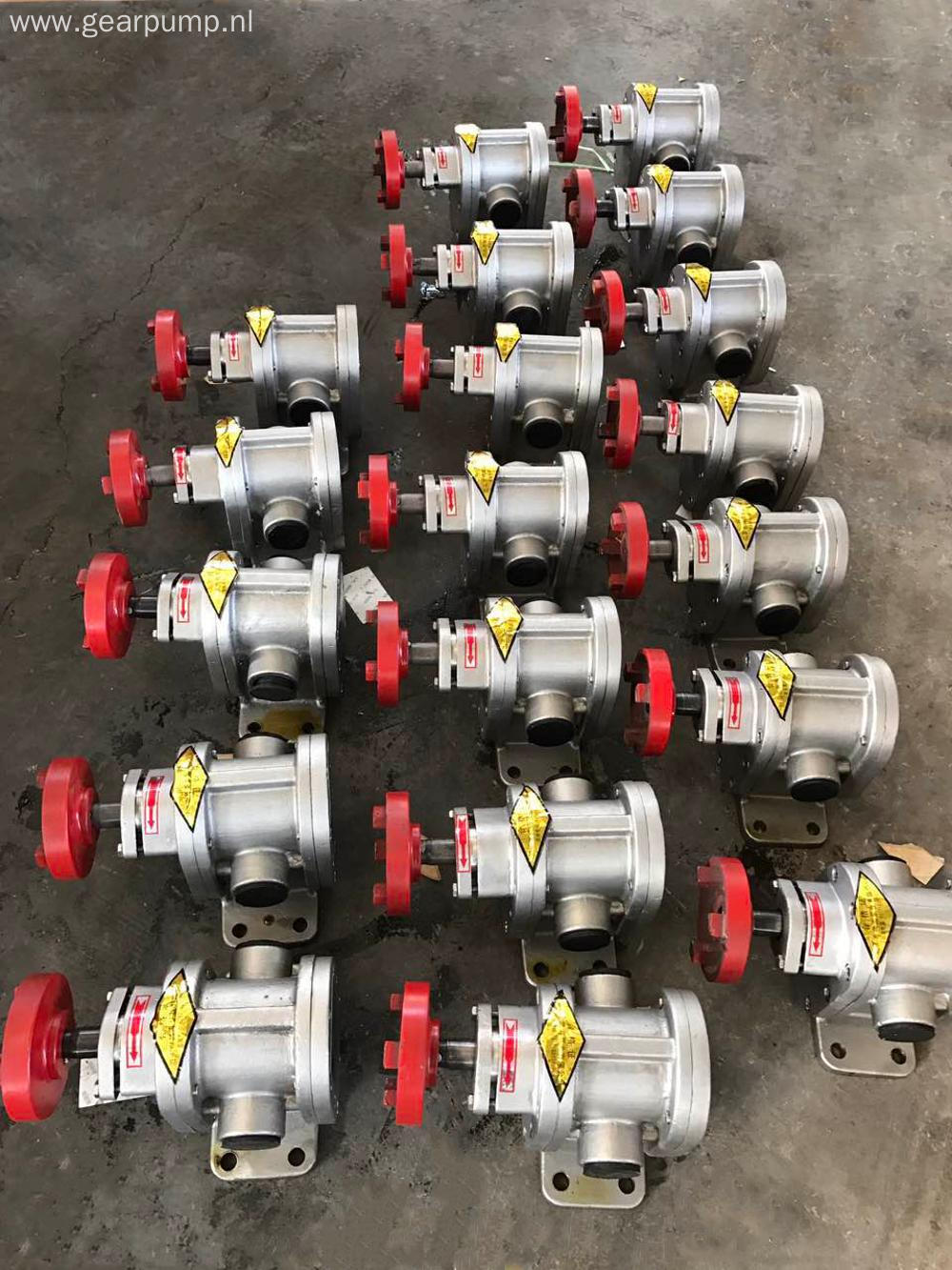 2CY series food grade ss 304 electric oil gear transfer pump