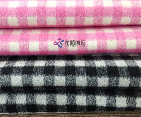 Top Grade Heavy Weight Wool Fabric For Coat