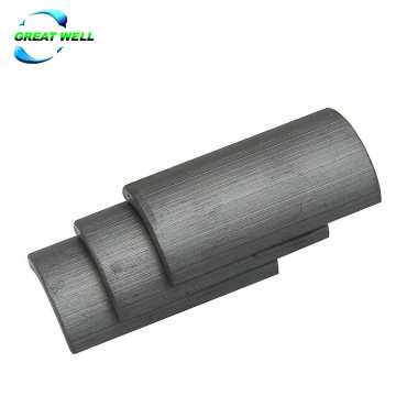 High Quality Y35 Ferrite Arc Magnet for Motor