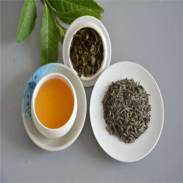 Chinese Hunan Best Silm Gunpowder Green Tea