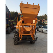 Drum Mobile self-loading Beton Mixer