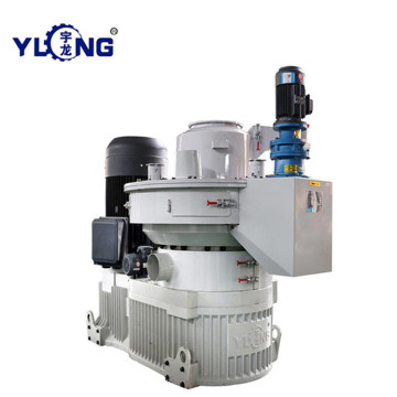 2T/H wood pellet mill yulong in stock