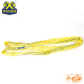 Polyester Endless Round Lifting Belt Webbing Sling With Certification