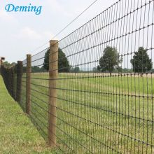 Cheap Price Hot Dipped Galvanized Grass Land Fence