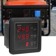 GV24 MK2 Generator Digital Meter Multifunction Meter AC Voltage Frequency Current Detector 220V Generator Parts Accessories