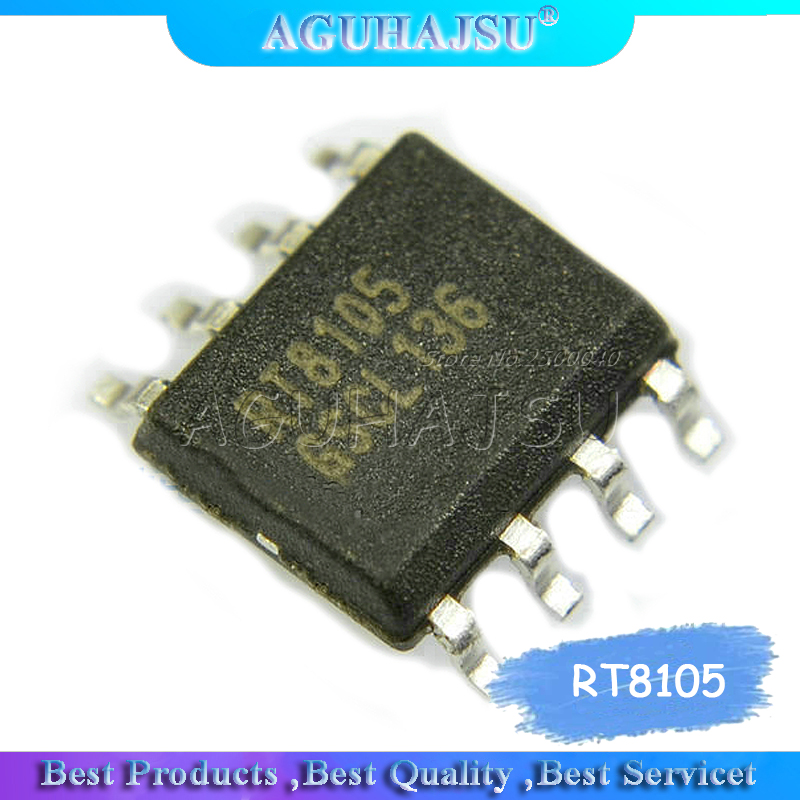 5pieces/lot RT8105 RT8105GS RT8105PS SOP8 integrated circuit