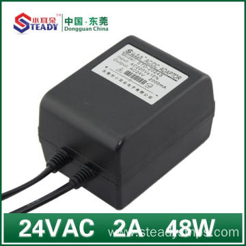 Linear Power Supply 24VAC 2A