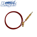 BBQ grill parts thermocouple for gas burner