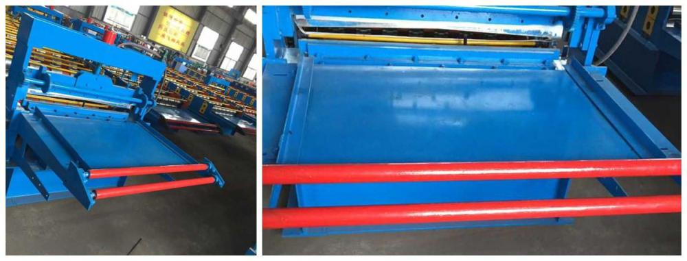 Steel Wall Roof Sheet Roll Forming Machine