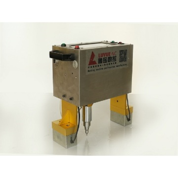 Mobile pneumatic handheld marking machinery
