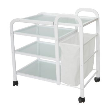 Salon SPA Roller Trolley Cart