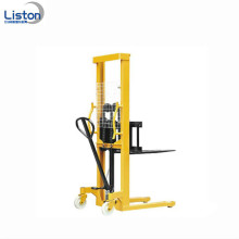 3ton hydraulic manual pallet forklift hand stacker