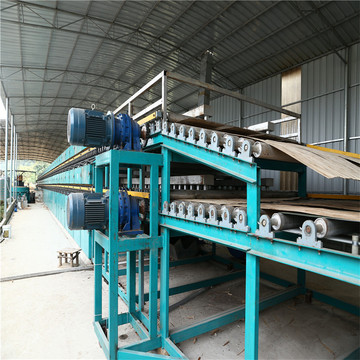 Practical Roller Veneer Drying Machine