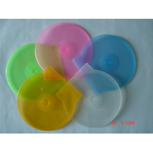 shell plastic cd case shell plastic cd box shell plastic cd cover(YP-E601)