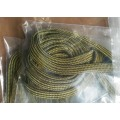 Braiding Nomex Yarn High Temperature Resistant Sleeving