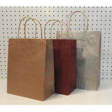 Brown kraft Paper gift bag