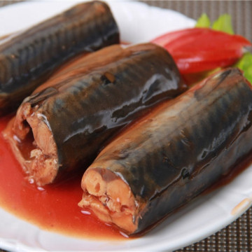 Tropical Canned Mackerel In Tomato Sauce 400g