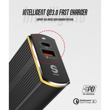 PD+QC3.0 FAST CHARGING HOME CHARGER