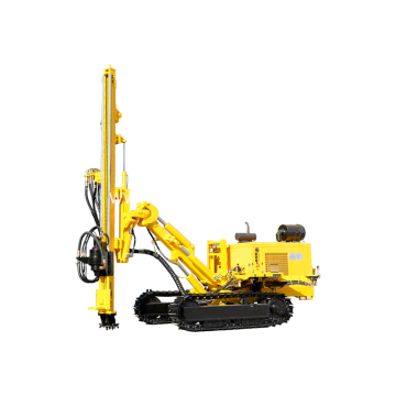 30-50m Separated Crawler Hydraulic DTH Drilling Rig