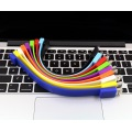 Colorful Wristband USB Flash Drive